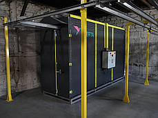 Печь полимеризации ONYX 1М2Т-1250 (2120х1250х2700). Super economical from 0.5 kW, фото 3