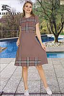 Трикотажна сукня Burberry