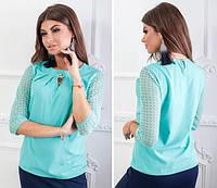 Жіночі блузи на довгий та короткий рукав рукав.Новинки- 2020