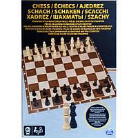 Настільна гра Шахи (дерев'яні фігури) Spin Master (SM98367/6033313)