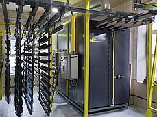 Печь полимеризации ONYX 3М-1250 (2120х1250х4500). Super economical from 1.5 kW, фото 2