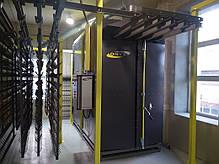Печь полимеризации ONYX 3М-1250 (2120х1250х4500). Super economical from 1.5 kW, фото 3