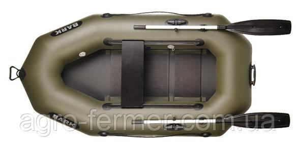 Одномісна гребний надувна лодка Bark-210