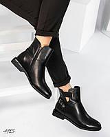 Демисезонные ботиночки с пряжкой, фото 1