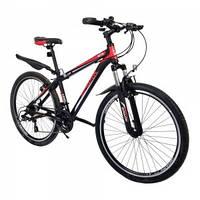 Спортивный Алюминиевый велосипед SPARK  LOOP  26 дюймов. 15 рама. БЕСПЛАТНАЯ ДОСТАВКА. Суперлегкий.