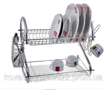 Сушилка Edenberg для посуды настольная