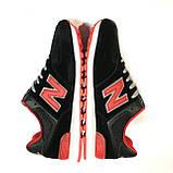 Кросівки підліткові New Balance 574 р. 36-41 B010-1 ZS, фото 4
