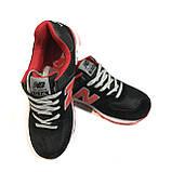 Кросівки підліткові New Balance 574 р. 36-41 B010-1 ZS, фото 2