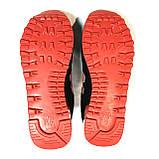 Кросівки підліткові New Balance 574 р. 36-41 B010-1 ZS, фото 5