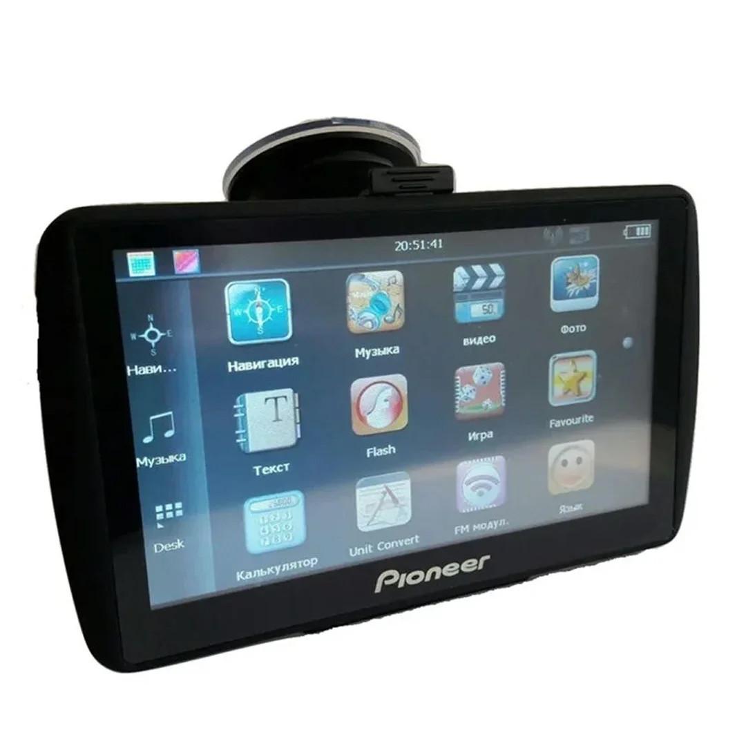 Планшет навигатор Pioneer (7''  G7008 - GPS+ 4 Ядра+ 8Gb+ Android )