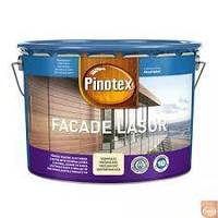Pinotex FACADE LASUR 10л Деревозахистний засіб Пинотекс Фасад Лазур