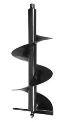 Шнек Vorskla для мотобура 300мм на 800 мм