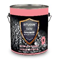 Праймер БИЭМ BITUGUM (в таре 18 кг) на водной основе (грунтовка битумная)