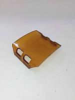 Светофильтр для дополнительных фар 18 W желтый квадратный к фаре D18