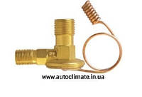 ТРВ Терморегулирующий вентиль кондиционера O-ring 9/16 под кольцо