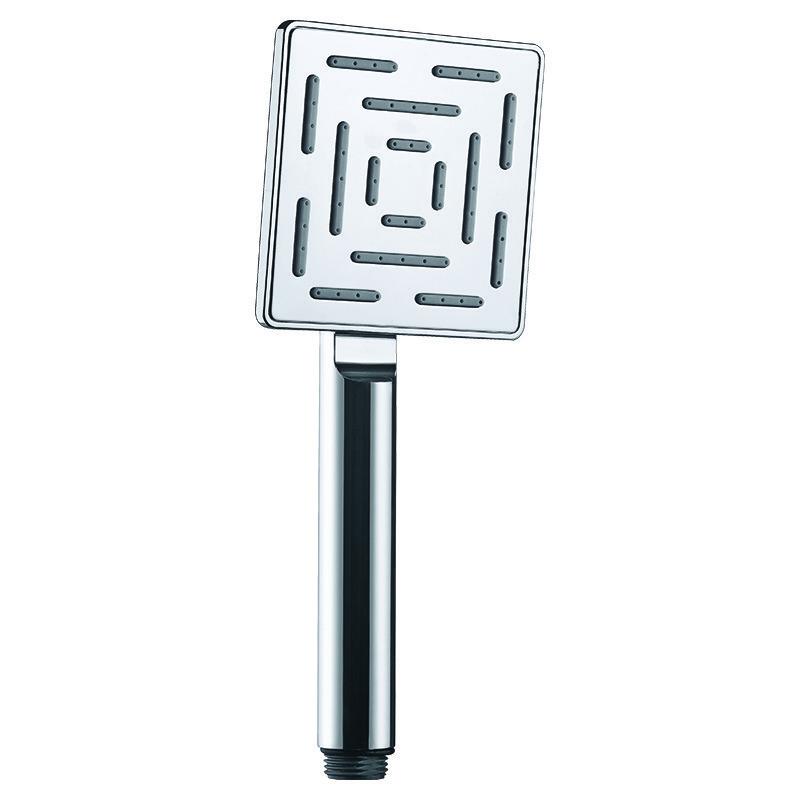 Ручной душ квадратный 95 мм 1 режим Jaquar Maze HSH-CHR-1655 хром
