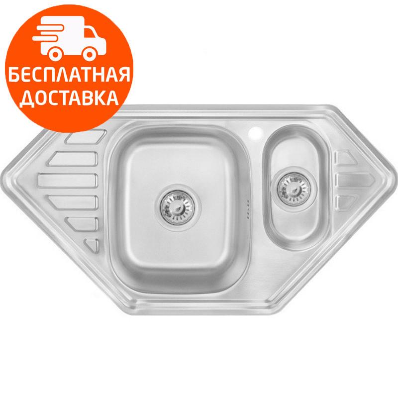 Кухонная мойка Imperial 9550C Satin двойная нержавеющая сталь
