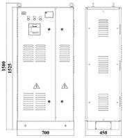 Установка конденсаторная УКРМ1-25-4-5