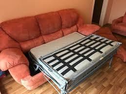 Ремонт всех видов раскладушек в диванах