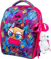 Школьный ранец набор DeLune (рюкзак+сменка+пенал+брелок) 7mini-015
