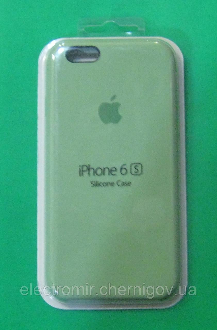 Чехол-бампер для телефона IPhone 6S (зеленый)