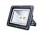 Светодиодный прожектор 100Вт 6500К IP65 (2 линзы раздельное подключение)