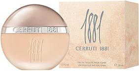 Женская туалетная вода Cerruti 1881 pour Femme (благоухающий цветочный аромат)   Реплика