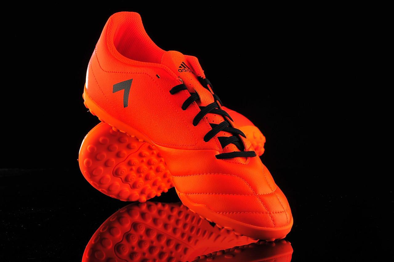 Детские сороконожки Adidas ACE 17.4 TF Junior S77118 original