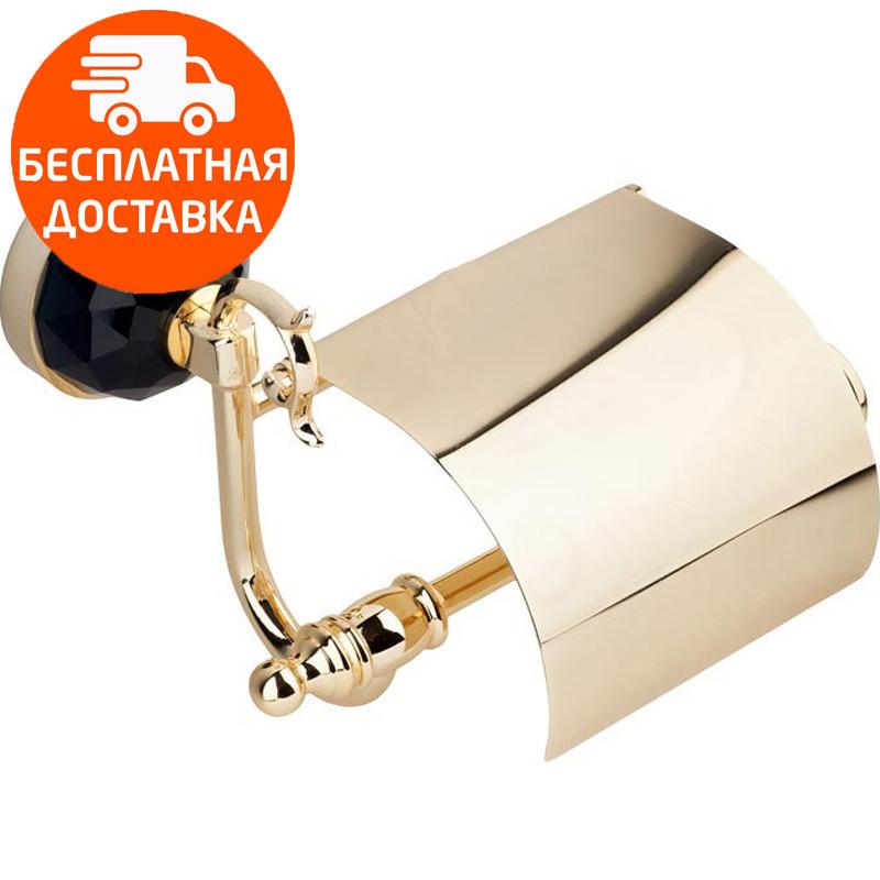 Держатель для туалетной бумаги KUGU Diamond 1111G золото
