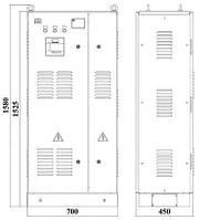 Установка конденсаторная УКРМ1-80-6-5