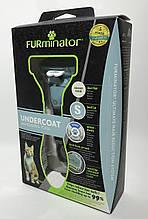 Новий FURminator™ S для кішок з короткою шерстю та вагою до 4,5 кг