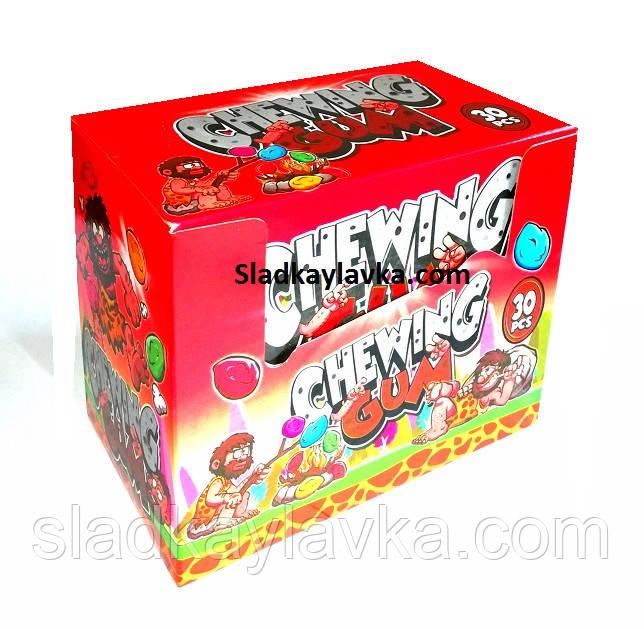 "Жевательная резинка  Chewing Gum ""Камни"" 30 шт (China)"