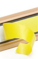 Пристеночный профиль REHAU 617185-021 104 c клеевой лентой 5000 мм WAP 104 коричневый, фото 1