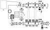 Giacomini Модульный Коллекторный Узел Для Теплого Пола В Сборе На 5 Контуров Арт.R53, фото 2