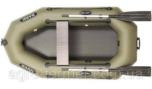 Одноместная надувная гребная лодка Bark-220D