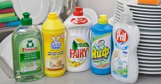 Моющие для посуды