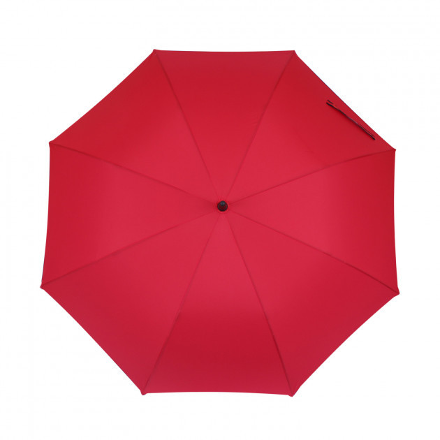 Зонт-трость de esse  полуавтомат красный