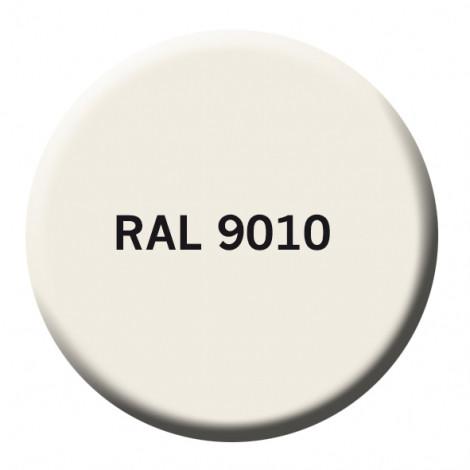 гладкий лист белый 9010