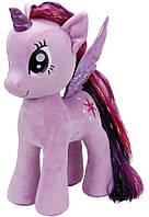 Мягкая игрушка My Little Pony Сумеречная искорка  Twilight Sparkle Май Литл Пони 26 см 00038