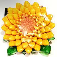 Мыло фигурное Кремовая Хризантема Chrysanthemum, 100 гр