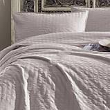 Комплект постельного белья из сатина размер евро LIMASSO PRISTINE VOGUE, фото 2