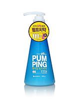 Зубная паста с дозатором LG Perioe Pum Ping Mint (мята), 285 мл