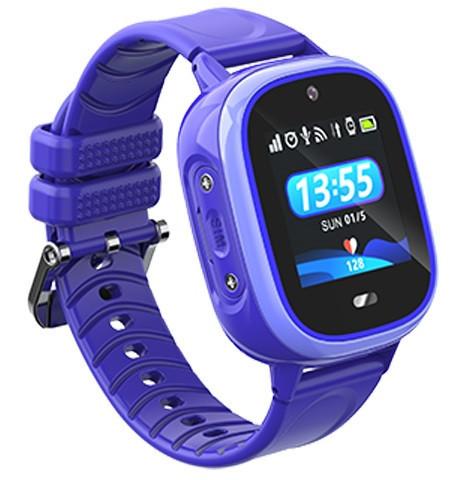 Smart Watch TD-31 Kids IP67 GPS/WiFi/камера violet Гарантия 1 месяц