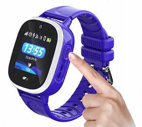 Smart Watch TD-31 Kids IP67 GPS/WiFi/камера violet Гарантия 1 месяц, фото 2