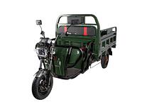 Электрический мопед TRIGO JJ1.6 1200W/60V/55AH(MG) (зеленый)