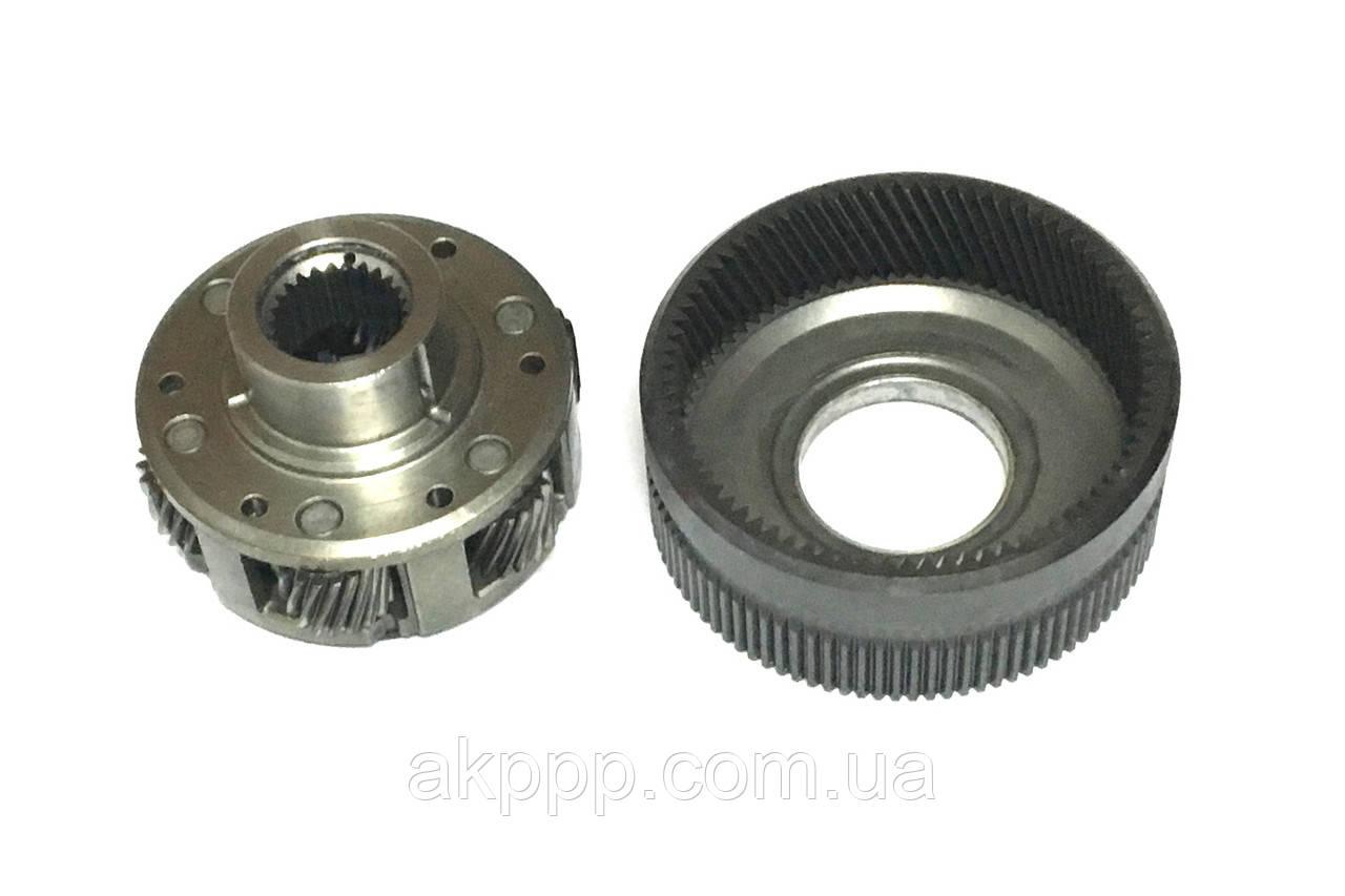 Железо акпп 5R110W