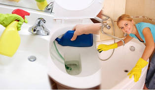 Средства для туалетных и ванных комнат