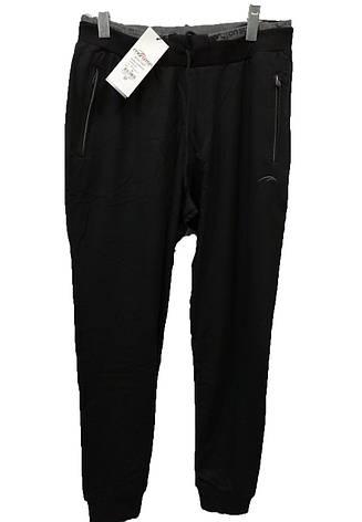 Штани чоловічі спортивні Maraton штани трикотажні на манжетах Маратон, фото 2