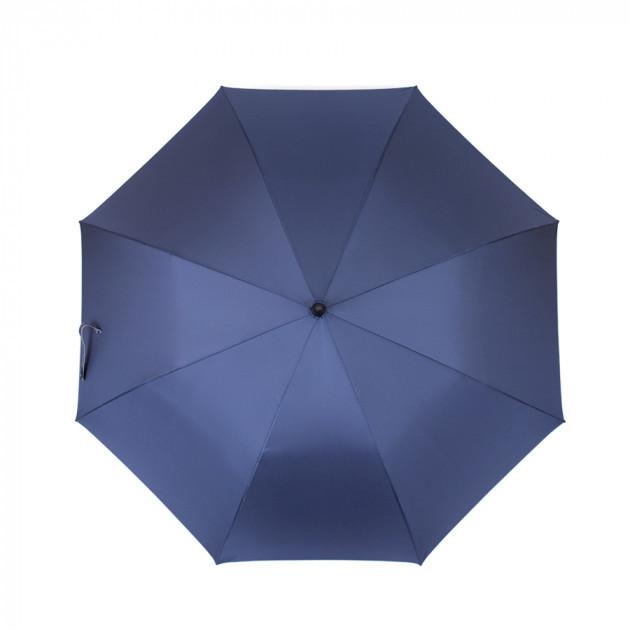 Зонт-трость de esse  полуавтомат синий