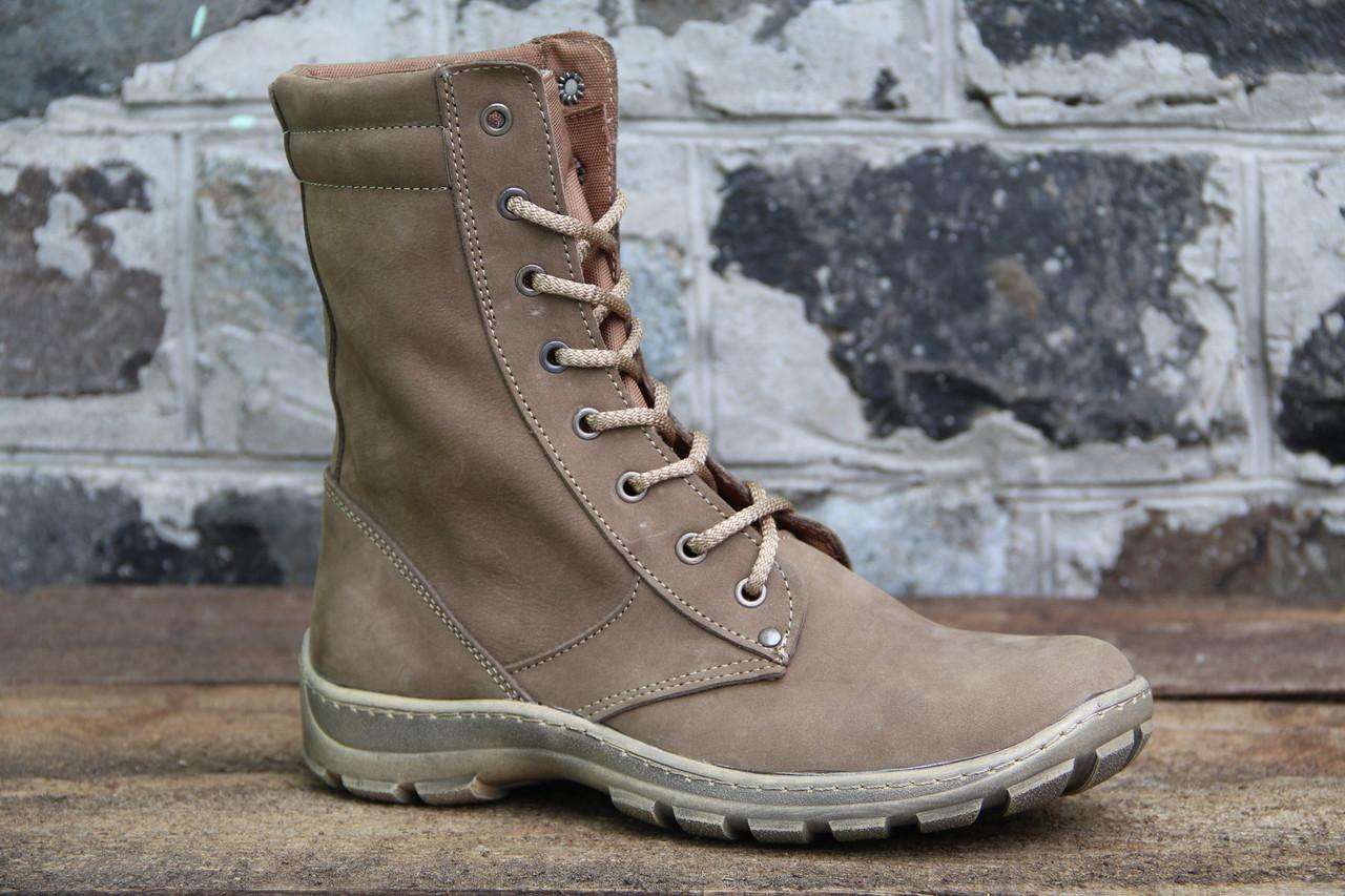 Тактичні черевики з натуральної шкіри SB PU Bi